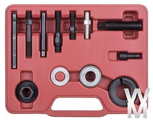 12-teilig Riemenscheibe Abzieher Und Installateur-set Für Die Meisten Fahrzeuge Servolenkung Generatoren