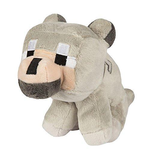 """Wolf Baby Plush - Minecraft - 20cm 8"""""""