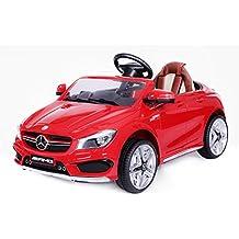 Mercedes CLA 45 AMG Elektroauto Kinderelektroauto Elektrofahrzeug