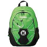 KEMPA - BACKPACK - Sac à dos - Taille 36*15*48 cm - Homme/Femme/Enfant - vert espoir/noir/blanc