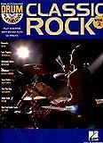 Drum de Play Along Volume 2: Classic Rock. Para Percusión