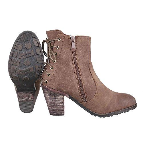 san francisco d76a2 0f524 Cowboy / Westernstiefeletten Damen Schuhe Cowboy Stiefel ...