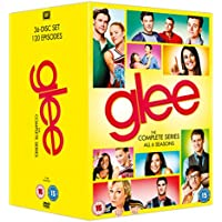 Glee Seasons 1-6 on DVD