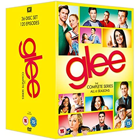Glee - Complete Seasons 1-6