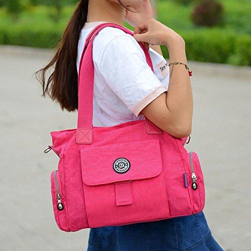 NETTYNESSY , Borsa Messenger Hot Pink