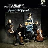 Schubert: Streichquartette d.87 & d.887