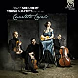Quatuors à cordes D 87 et D887 [enr. sonore] / Franz Schubert | Schubert, Franz (1797-1828)