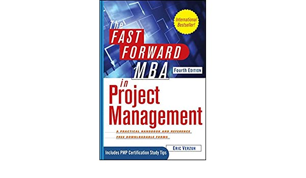 Buy The Fast Forward MBA in Project Management Book Online at Low