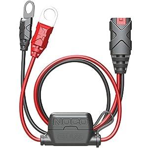 Accesorio NOCO GC008 X-Connect consistente en un cable con ojales M10 para los cargadores de batería inteligentes NOCO…