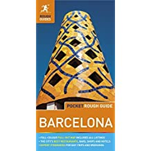 Pocket Rough Guide Barcelona (Rough Guide Pocket Guides) by Rough Guides (2015-04-14)