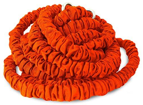 Stroops MMA Erwachsene 1, 22m w/Clips Light (7kg/15lbs) Stroops Slastix, orange, One Size