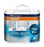 Best H11 Bulbs - Osram H11 64211 Cool Blue Intense Duo Box Review