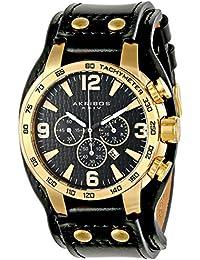 Akribos AK727YG - Reloj para hombres