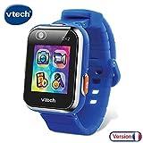 VTech Kidizoom Smartwatch Connect DX2 - Bleue - Montre Connectée Pour Enfants