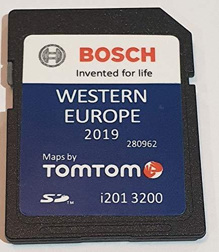 SD Karte GPS Europe Ouest 2019 V11 - RNS 310