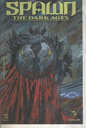 Spawn The Dark Ages numero 15