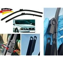 aerotech Aero limpiaparabrisas cuchillas para 5 Series E39 22 (550 mm) & 26