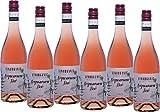 Vinorganic Negroamaro Bio Rosé Vegan Wein Halbtrocken (6 x 0.75 l)