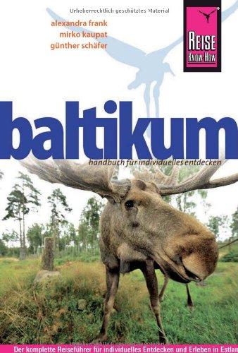 Reiseführer: Baltikum (Estland, Lettland, Litauen)