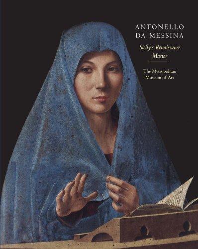 Antonello Da Messina: Sicily's Renaissance Master por Gioacchino Barbera