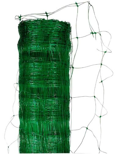 Verdemax 67371,5x 10m, climbers netting roll, rotolo di rete per piante rampicanti
