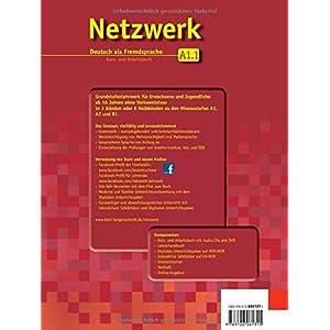 Netzwerk. Kurs und Arbeitsbuch. A1. Teil 1. Per le Scuole superiori