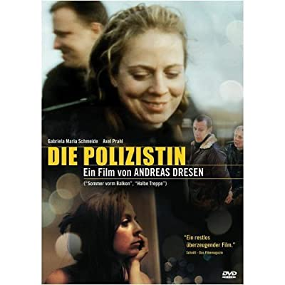 Die Polizistin (The Policewoman) (Policewoman) (DVD) (2000) (German Import) by Gabriela Maria Schmeide