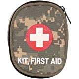 Fox Outdoor Soldier Individual First Aid Empty Pouches