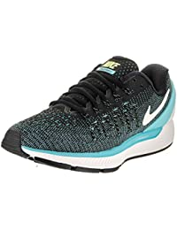 Zapatillas de running Nike Womens Air Zoom Odyssey 2 negro / blanco cumbre talla 7