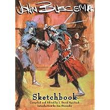 John Buscema Sketchbook