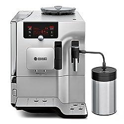 Bosch TES80751DE Kaffeevollautomat VeroSelection 700 (19 bar), edelstahl