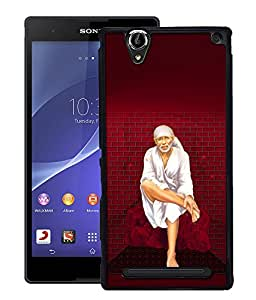 djipex DIGITAL PRINTED BACK COVER FOR SONY XPERIA T2