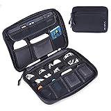 Smatree Leichte Reise Zubehör Tasche für Festplatten, Kabel, SD-Karte, iPad Mini 7,9 Zoll, Apple Pencil und Magic Mouse