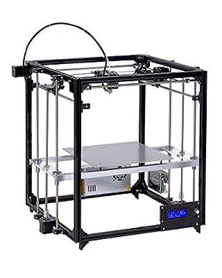 FLSUN 3d Drucker DIY Kit Square Full Metal Auto Nivellierung Druck Größe 260X260X350 mit Auto Level beheizte Bett Präzision