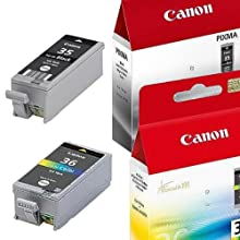 Canon PGI35 CLI36 Ink Cartridge - Black (Pack of 2)