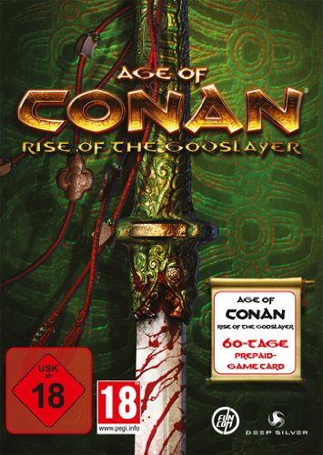 Age of Conan - Rise of the Godslayer - Game Card 60...