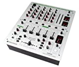 Pronomic DJM200 DJ-Mixer a 5 Canali con Auto BPM Counter