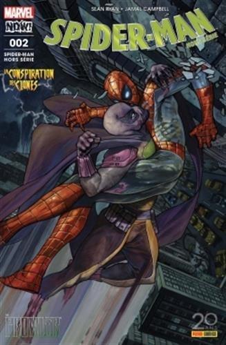 Spider-Man HS nº2, Livres