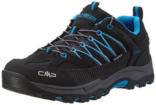 #CMP Unisex-Erwachsene Rigel Trekking-& Wanderschuhe, Schwarz (Nero), 38 EU#