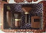 Baur Edelvollmilch-Schokolade Rasier-Set