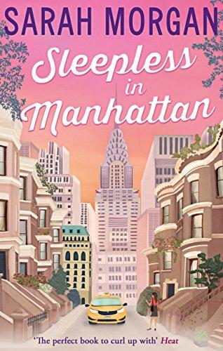 Sleepless In Manhattan (From Manhattan With Love, Book 1) by Sarah Morgan