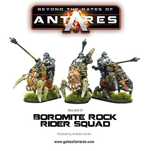 Preisvergleich Produktbild Boromite Rock Rider squad (3 Fig)
