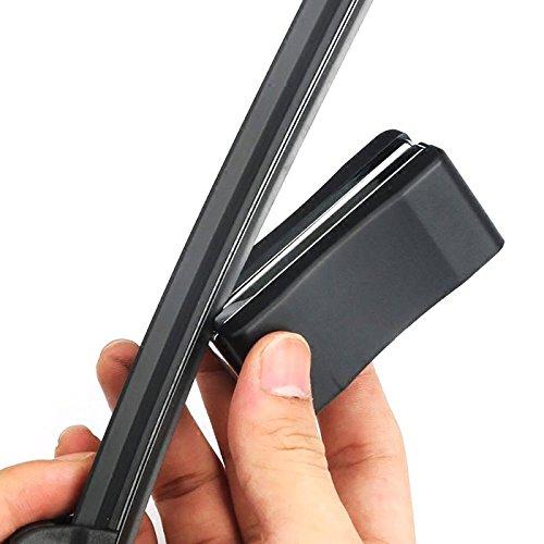 Shop Story - Renovador afilador para limpiaparabrisas-Kit de reparación con afilado-Restaura las escobillas del limpiaparabrisas
