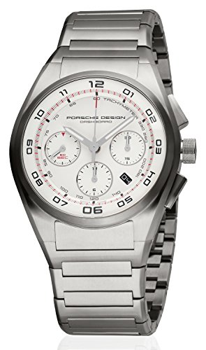 Porsche Design dashboard Chronograph Automatic Titanium mens strap Watch...