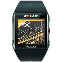 atFoliX 4050512352964 - Protector de pantalla (Polar V800, Sport watch, Polar)