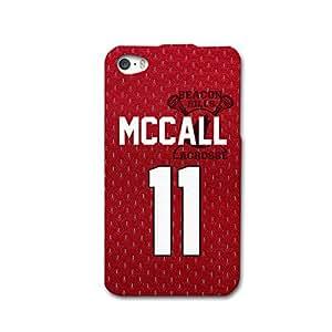 Teen Wolf Scott McCall inspired jersey beacon hills lacrosse iPhone 6 Custom Case - iBrandusa