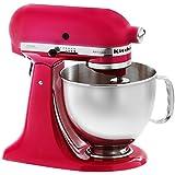 KitchenAid KSM150PSERI - food processors (Stainless steel, Metal,