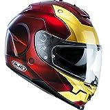 HJC Casco Moto IS17 IRONMAN MC1 S