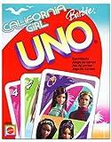 Mattel 42803 - UNO Barbie California Girl