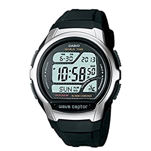 Casio Herren Armbanduhr mit LCD Dial Digital Display